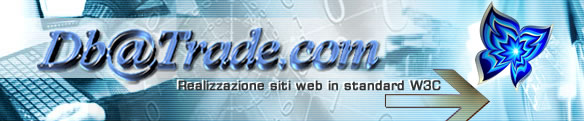 Realizzazione siti W3C Standard Bologna