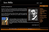 Ivan Milev Web Site