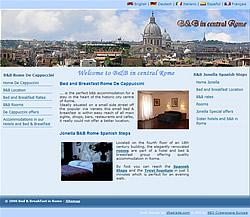 Lodgingitali b&b Rome