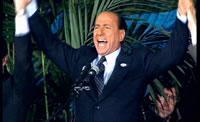 Concerto Confessions tour Madonna - immagine: Silvio Berlusconi