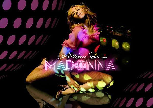 DVD The Confession Tour - Madonna