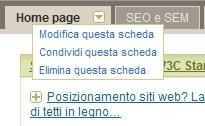 Strumenti iGoogle home page personalizzata
