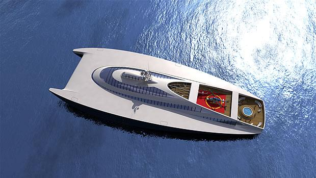 Ram Wing 100 Levi - Luxury Superyacht