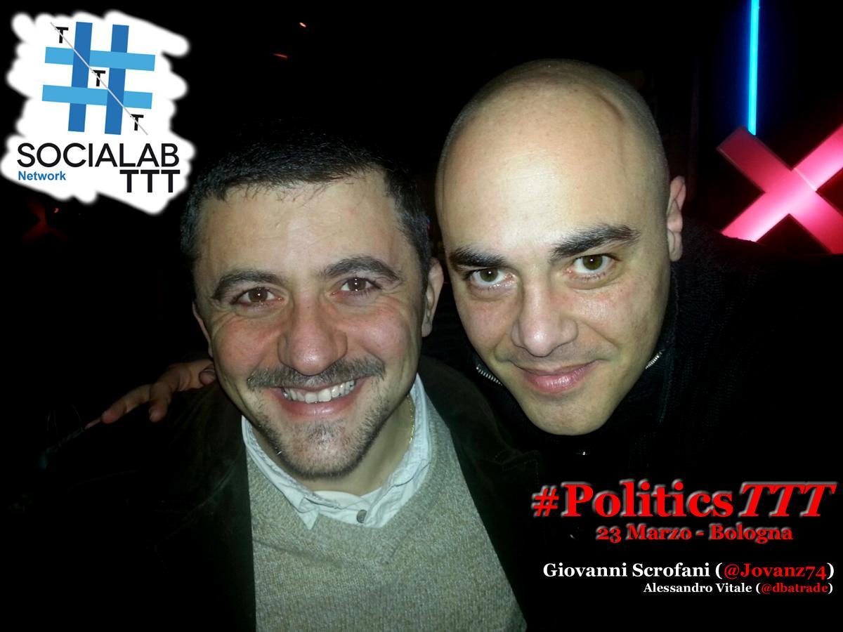 #Politics TTT di Bologna