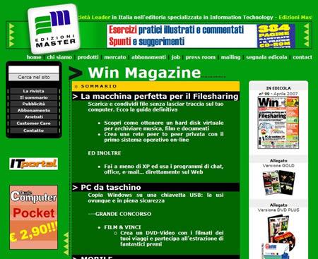 Internet Magazine - Rivista per i professionisti del Web