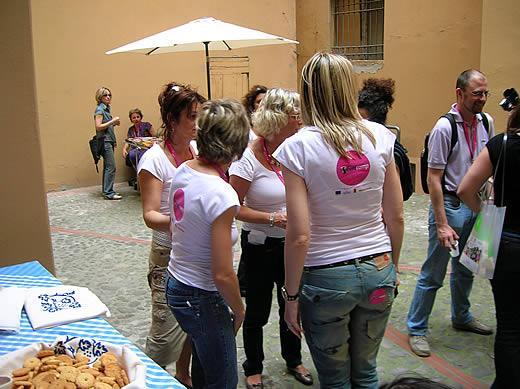 Le donne del web e il FemCamp