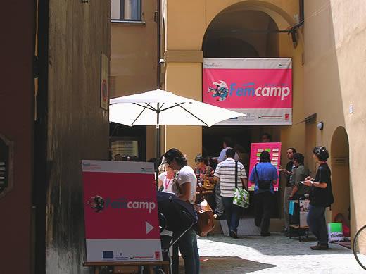 FemCamp Bologna