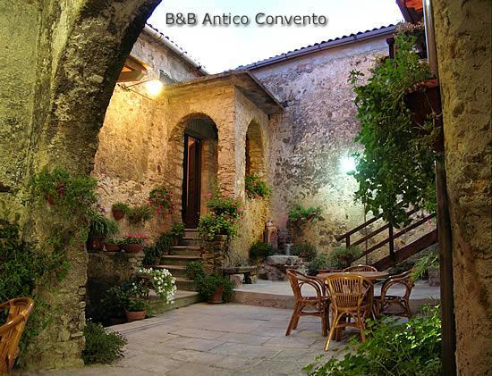 Antico Convento bed and breakfast Rocca Cilento (Sa)