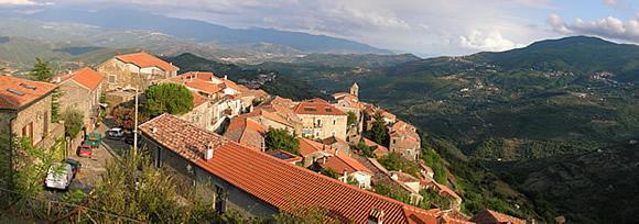 Rocca Cilento - Frazione di Lustra (Sa)