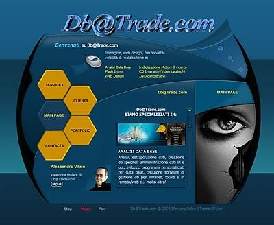 dbatrade-flash-site