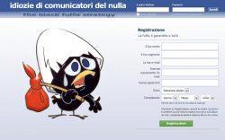 Fuga da facebook